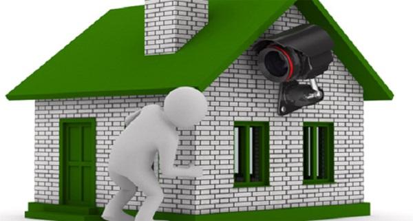Khi những tên trộm nhìn thấy camera an ninh, ít nhiều chúng cũng sẽ không dám manh động